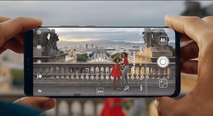 HUAWEI Mate 20 Proのカメラのクオリティ