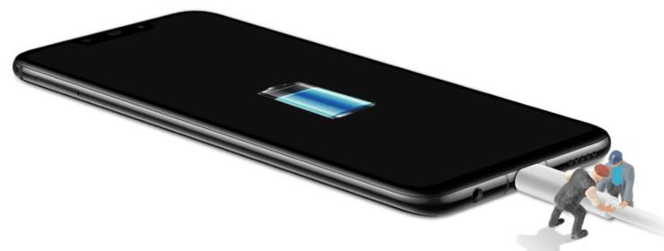 マイネオ(mineo)で大容量急速充電ができるHUAWEI nova 3を端末セットで買える